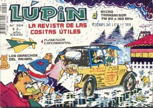 Lúpin n° 394 Año 33, 1998 [PDF]