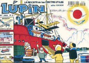Lúpin n° 395 Año 33, 1998 [PDF]