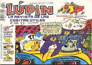 Lúpin n° 396 Año 33, 1998 [PDF]