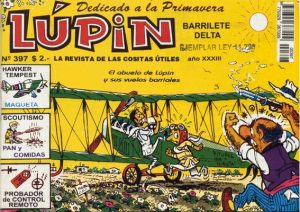 Lúpin n° 397 Año 33, 1998 [PDF]