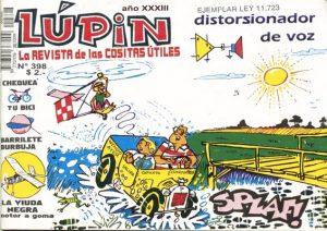 Lúpin n° 398 Año 33, 1998 [PDF]
