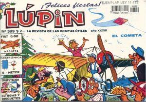 Lúpin n° 399 Año 33, 1998 [PDF]