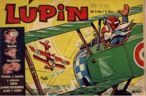 Lúpin n° 4 Año 1 – Abril, 1966 [PDF]