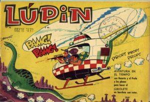 Lúpin n° 40 Año 3, 1968 [PDF]