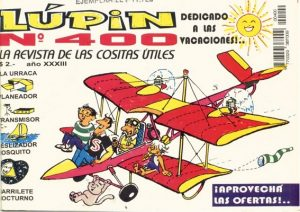 Lúpin n° 400 Año 33, 1998 [PDF]