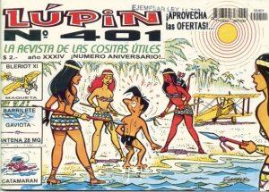 Lúpin n° 401 Año 34, 1999 [PDF]