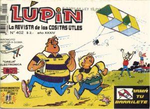 Lúpin n° 402 Año 34, 1999 [PDF]