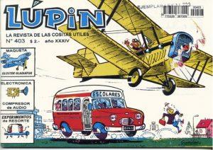 Lúpin n° 403 Año 34, 1999 [PDF]