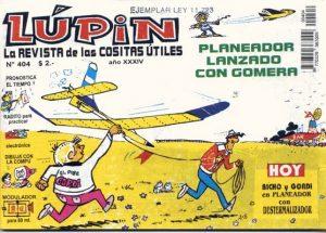 Lúpin n° 404 Año 34, 1999 [PDF]