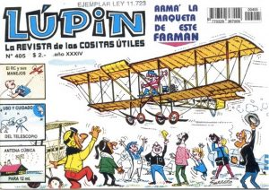 Lúpin n° 405 Año 34, 1999 [PDF]