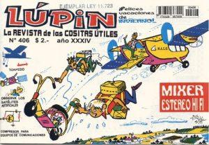 Lúpin n° 406 Año 34, 1999 [PDF]