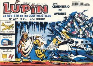 Lúpin n° 407 Año 34, 1999 [PDF]
