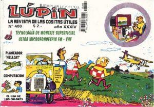 Lúpin n° 408 Año 34, 1999 [PDF]