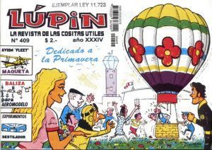 Lúpin n° 409 Año 34, 1999 [PDF]