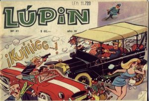Lúpin n° 41 Año 4, 1969 [PDF]