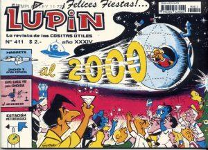 Lúpin n° 411 Año 34, 1999 [PDF]