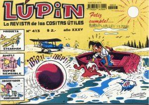 Lúpin n° 413 Año 35, 2000 [PDF]