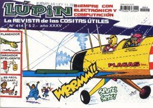 Lúpin n° 414 Año 35, 2000 [PDF]