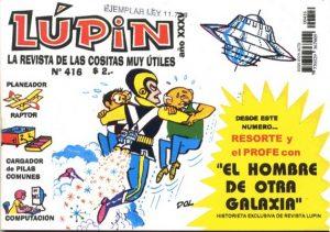 Lúpin n° 416 Año 35, 2000 [PDF]
