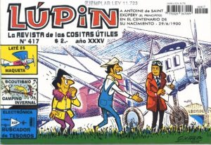 Lúpin n° 417 Año 35, 2000 [PDF]