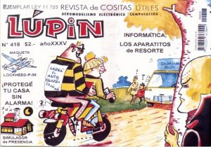 Lúpin n° 418 Año 35, 2000 [PDF]