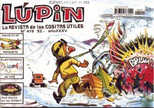 Lúpin n° 419 Año 35, 2000 [PDF]