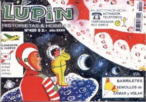 Lúpin n° 420 Año 35, 2000 [PDF]