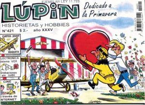 Lúpin n° 421 Año 35, 2000 [PDF]
