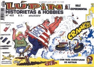Lúpin n° 422 Año 35, 2000 [PDF]