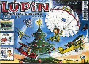 Lúpin n° 423 Año 35, 2000 [PDF]