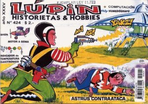 Lúpin n° 424 Año 35, 2000 [PDF]