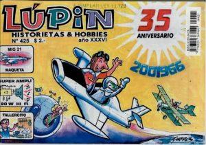 Lúpin n° 425 Año 36, 2000 [PDF]