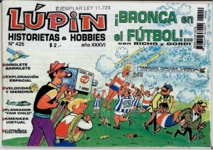 Lúpin n° 426 Año 36, 2000 [PDF]