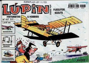 Lúpin n° 427 Año 36, 2000 [PDF]