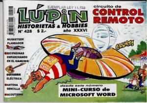 Lúpin n° 428 Año 36, 2000 [PDF]