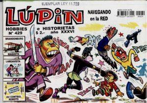 Lúpin n° 429 Año 36, 2000 [PDF]