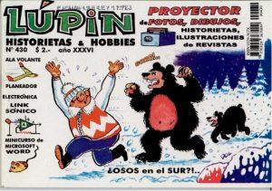 Lúpin n° 430 Año 36, 2000 [PDF]