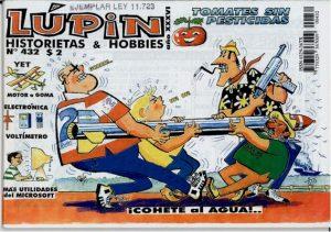 Lúpin n° 432 Año 36, 2000 [PDF]
