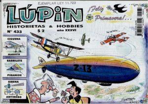 Lúpin n° 433 Año 36, 2000 [PDF]