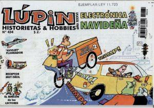 Lúpin n° 434 Año 36, 2000 [PDF]