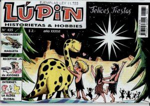 Lúpin n° 435 Año 36, 2000 [PDF]