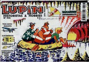 Lúpin n° 436 Año 36, 2000 [PDF]