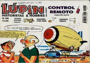 Lúpin n° 438 Año 36, 2000 [PDF]