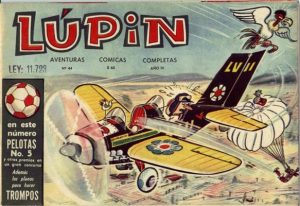 Lúpin n° 44 Año 4, 1969 [PDF]