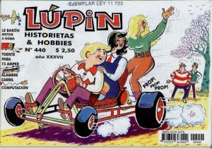 Lúpin n° 440 Año 36, 2000 [PDF]