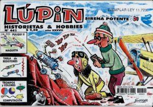 Lúpin n° 441 Año 37, 2001 [PDF]