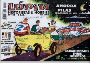 Lúpin n° 444 Año 37, 2001 [PDF]