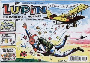 Lúpin n° 445 Año 37, 2001 [PDF]