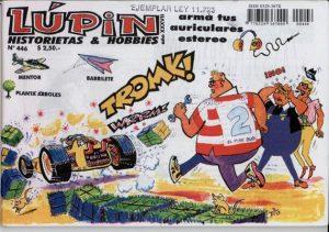 Lúpin n° 446 Año 37, 2001 [PDF]