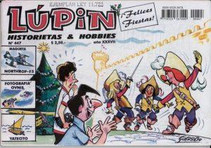 Lúpin n° 447 Año 37, 2001 [PDF]